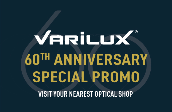 Varilux 60th Anniversary Promotion