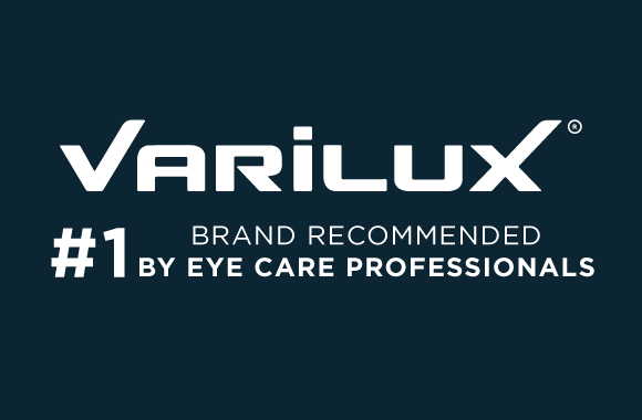 Varilux Reccommended Brand by ECPs